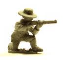 Ranger Kneeling Firing Winchester